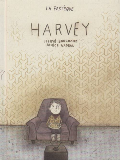 Harvey : comment je suis devenu invisible