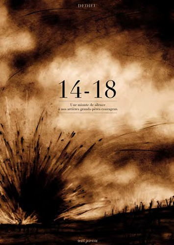 14-18 : une minute de silence pour nos arrières grands-pères