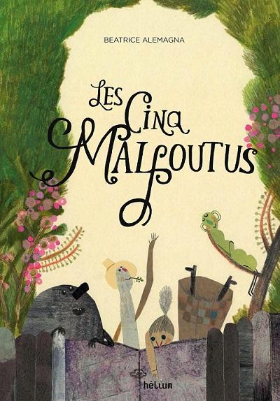 Les cinq Malfoutus